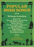 Popular Irish Songs, , 0486267555