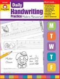 Daily Handwriting Practice, Evan-Moor, 1557997551
