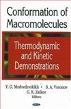 Conformation of Macromolecules : Thermodynamic and Kinetic Demonstrations, Medvedevskikh, Y. G. and Voronov, S. A., 1600217559