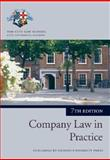 Company Law in Practice 2008, The City Law School, 0199227551
