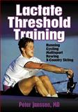 Lactate Threshold Training, Peter Janssen, 0736037551