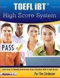 TOEFL IBT High Score System, Tim Dickeson, 1478307552