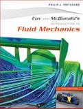 Introduction to Fluid Mechanics, Pritchard, Philip J. and Fox, Robert W., 0470547553