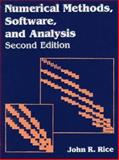 Numerical Methods, Software, and Analysis, Rice, John R., 0125877552