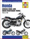 Honda CMX250 Rebel and CB250 Nighthawk Twins, '85-'09, , 156392756X