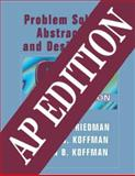 Problem Solving, Abstraction and Design Using C++ : Vector Version, Friedman, Frank L. and Koffman, Elliot B., 0201357569