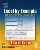 Excel by Example : A Microsoft Excel Cookbook for Electronics Engineers, Kagan, Aubrey, 0750677562