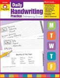 Daily Handwriting Practice Contemporary Cursive, Evan-Moor, 155799756X