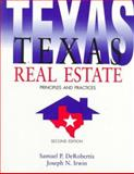 Texas Real Estate, Derobertis, Samuel and Irwin, Joseph N., 0137777566