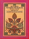 Victorian Patterns and Designs in Full Color, George Ashdown Audsley and Maurice Ashdown Audsley, 0486257568