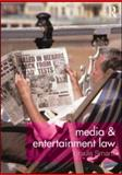 Media and Entertainment Law, Smartt, Ursula, 041557756X