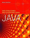 Data Structures and Algorithms Using Java, McAllister, William, 076375756X