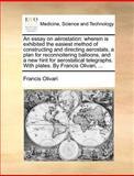 An Essay on AÃ«rostation, Francis Olivari, 1170097561