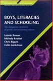 Boys, Literacies and Schooling : The Dangerous Territories of Gender-Based Literacy Reform, Rowan, Leonie and Bigum, Chris, 0335207561
