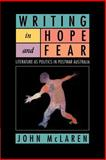 Writing in Hope and Fear 9780521567565