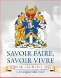 Savoir Faire, Savoir Vivre, Christopher McCreery, 1459717562