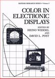 Color in Electronic Displays, , 1475797567