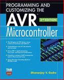 Programming and Customizing the AVR Microcontroller, Gadre, Dhananjay, 007147756X