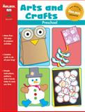 The Best of the Mailbox Arts and Crafts, The Mailbox Books Staff, 156234756X