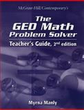 The GED Math Problem Solver, Contemporary, 0072527560