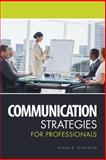 Communication Strategies for Professionals