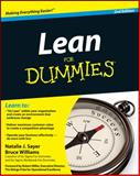 Lean for Dummies, Bruce Williams and Natalie J. Sayer, 1118117565