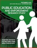 Public Education and Enforcement Research Study, U.S. Department Of Transportation, 149470756X