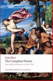 The Poems of Catullus 1st Edition