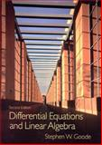 Differential Equations and Linear Agebra, Goode, Stephen W., 013263757X