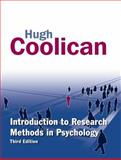 Introduction to Research Methods in Psychology, Coolican, Hugh, 0340907576
