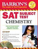 SAT Subject Test Chemistry, Joseph A. Mascetta M.A., 0764197576