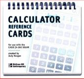 Calculator Reference Cards, Contemporary, 0072527579