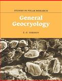 General Geocryology, Yershov, Edward D., 0521607574