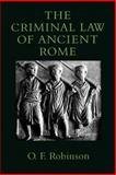 The Criminal Law of Ancient Rome 9780801867576