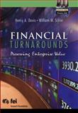 Financial Turnarounds : Preserving Enterprise Value, Financial Executive Research Inc. Staff, 0130087572