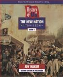 The New Nation (1789-1850), Joy Hakim, 0195127579