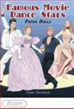 Famous Movie Dance Stars Paper Dolls, Tom Tierney, 0486467589