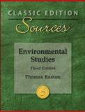 Environmental Studies, Easton, Thomas A., 0073527580