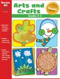 The Best of the Mailbox Arts and Crafts, The Mailbox Books Staff, 1562347586