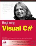 Beginning Visual C# 2005, Watson, Karli and Nagel, Christian, 1861007582