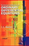 Numerical Methods for Ordinary Differential Equations, Butcher, J. C., 0471967580