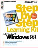 Microsoft Windows 98 Step by Step Learning Kit, Catapult, Inc. Staff, 0735607583