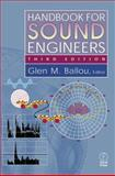 Handbook for Sound Engineers, Ballou, Glen, 0240807588