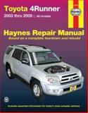 Toyota 4Runner, '03-'09, , 1563927586