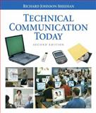 Technical Communication Today, Johnson-Sheehan, Richard, 0321457587