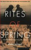 Rites of Spring 1st Edition