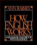 How English Works, Ann Raimes, 052165758X