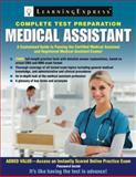Medical Assistant, LearningExpress Staff, 1576857581