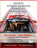 Basic Engineering Circuit Analysis, Irwin, J. David and Nelms, Robert M., 047091758X