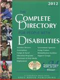 Complete Directory for People with Disabilities, , 1592377580